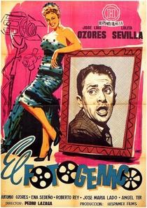 El Fotogénico - Poster / Capa / Cartaz - Oficial 1