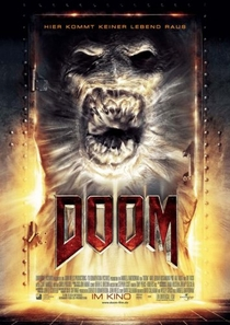Doom - A Porta do Inferno - Poster / Capa / Cartaz - Oficial 1