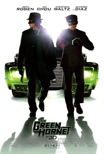 O Besouro Verde - Poster / Capa / Cartaz - Oficial 2
