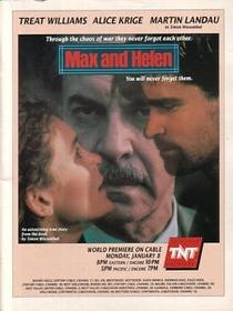 Max & Helen: Uma Longa Procura - Poster / Capa / Cartaz - Oficial 1