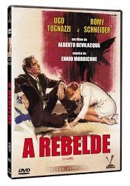 A Rebelde - Poster / Capa / Cartaz - Oficial 2