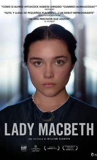 Lady Macbeth - Poster / Capa / Cartaz - Oficial 3
