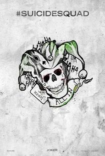 Esquadrão Suicida - Poster / Capa / Cartaz - Oficial 35