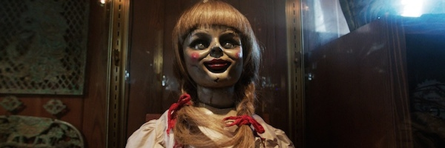 'Annabelle 3' Title Revealed