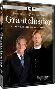 Grantchester (3ª Temporada) - Poster / Capa / Cartaz - Oficial 1