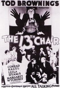 The Thirteenth Chair - Poster / Capa / Cartaz - Oficial 1
