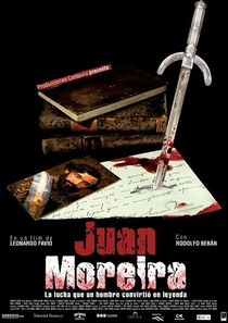 Juan Moreira  - Poster / Capa / Cartaz - Oficial 2