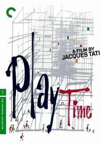Playtime - Tempo de Diversão - Poster / Capa / Cartaz - Oficial 4
