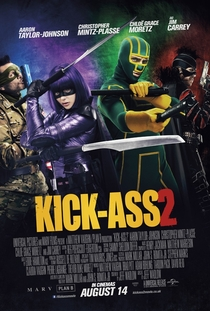 Kick-Ass 2 - Poster / Capa / Cartaz - Oficial 16