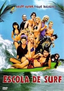 Escola de Surf - Poster / Capa / Cartaz - Oficial 1