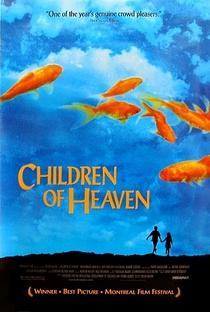 Filhos do Paraíso - Poster / Capa / Cartaz - Oficial 1