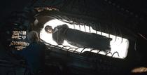 Alien: Covenant   Prólogo: O Cruzamento - Poster / Capa / Cartaz - Oficial 1