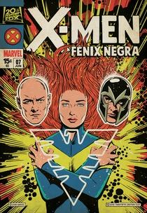 X-Men: Fênix Negra - Poster / Capa / Cartaz - Oficial 2