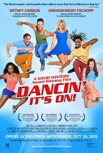 Dancin' It's On - Poster / Capa / Cartaz - Oficial 1