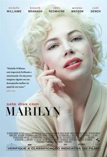 Sete Dias com Marilyn - Poster / Capa / Cartaz - Oficial 1