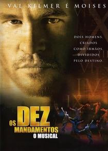 Os Dez Mandamentos - O Musical - Poster / Capa / Cartaz - Oficial 2