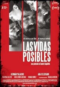 Vidas Possíveis  - Poster / Capa / Cartaz - Oficial 1