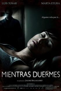 Enquanto Você Dorme - Poster / Capa / Cartaz - Oficial 4
