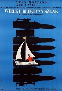 A Grande Estrada Azul  - Poster / Capa / Cartaz - Oficial 1