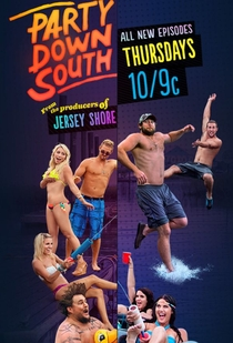 Party Down South (3ª Temporada) - Poster / Capa / Cartaz - Oficial 1