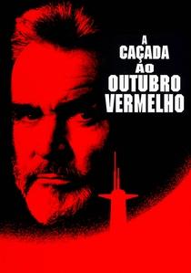 Caçada ao Outubro Vermelho - Poster / Capa / Cartaz - Oficial 1
