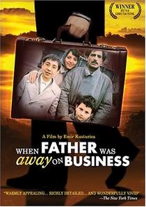 Quando Papai Saiu em Viagem de Negócios - Poster / Capa / Cartaz - Oficial 1