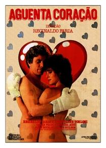 Aguenta coração - Poster / Capa / Cartaz - Oficial 1