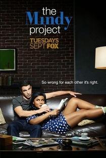 Projeto Mindy  (3ª Temporada) - Poster / Capa / Cartaz - Oficial 1