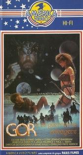 Gor e os Guerreiros Selvagens - Poster / Capa / Cartaz - Oficial 3