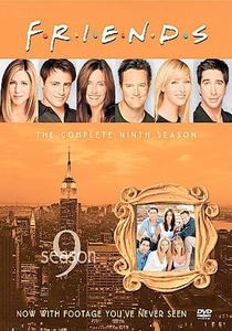 Friends (9ª Temporada) - Poster / Capa / Cartaz - Oficial 1