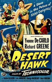 O Gavião do Deserto - Poster / Capa / Cartaz - Oficial 1