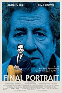 O Último Retrato - Poster / Capa / Cartaz - Oficial 3