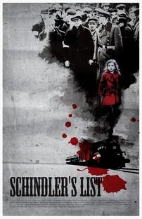 A Lista de Schindler - Poster / Capa / Cartaz - Oficial 6
