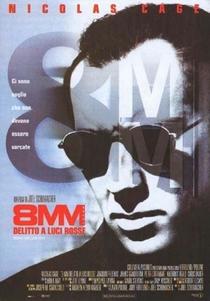 8mm - Oito Milímetros - Poster / Capa / Cartaz - Oficial 2