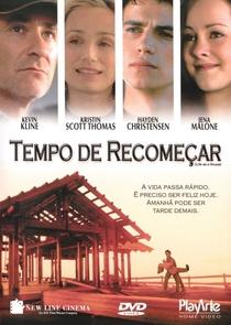 Tempo de Recomeçar - Poster / Capa / Cartaz - Oficial 2