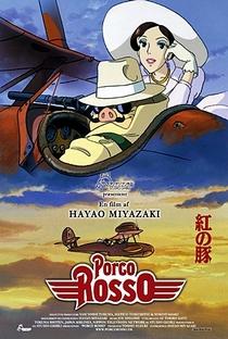 Porco Rosso: O Último Herói Romântico - Poster / Capa / Cartaz - Oficial 21