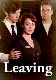 Leaving - Poster / Capa / Cartaz - Oficial 1