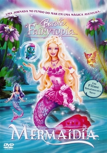 Barbie Fairytopia 2 - Mermaidia  - Poster / Capa / Cartaz - Oficial 1