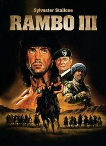 Rambo III - Poster / Capa / Cartaz - Oficial 8