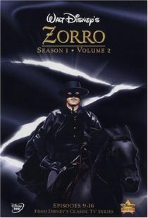Zorro (1ª Temporada) - Poster / Capa / Cartaz - Oficial 4