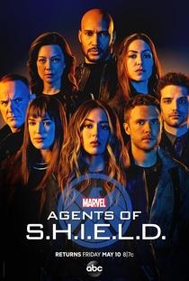 Agentes da S.H.I.E.L.D. (6ª Temporada) - Poster / Capa / Cartaz - Oficial 1