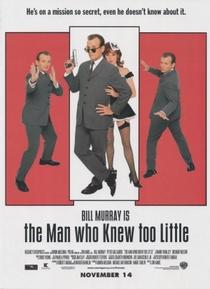 O Homem Que Sabia de Menos - Poster / Capa / Cartaz - Oficial 2