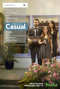 Casual (3ª Temporada) - Poster / Capa / Cartaz - Oficial 1