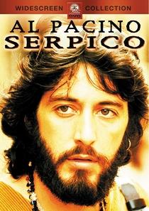 Serpico - Poster / Capa / Cartaz - Oficial 6