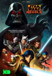 Star Wars Rebels (2ª Temporada) - Poster / Capa / Cartaz - Oficial 1