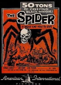 A Maldição da Aranha - Poster / Capa / Cartaz - Oficial 2