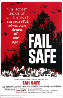 Limite de Segurança - Poster / Capa / Cartaz - Oficial 1