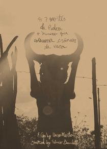 As 7 Mortes de Pedro, o Menino Que Coleciona Crânios de Vaca - Poster / Capa / Cartaz - Oficial 1