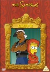 Os Simpsons (16ª Temporada) - Poster / Capa / Cartaz - Oficial 2