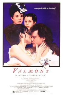 Valmont - Uma História de Seduções - Poster / Capa / Cartaz - Oficial 5